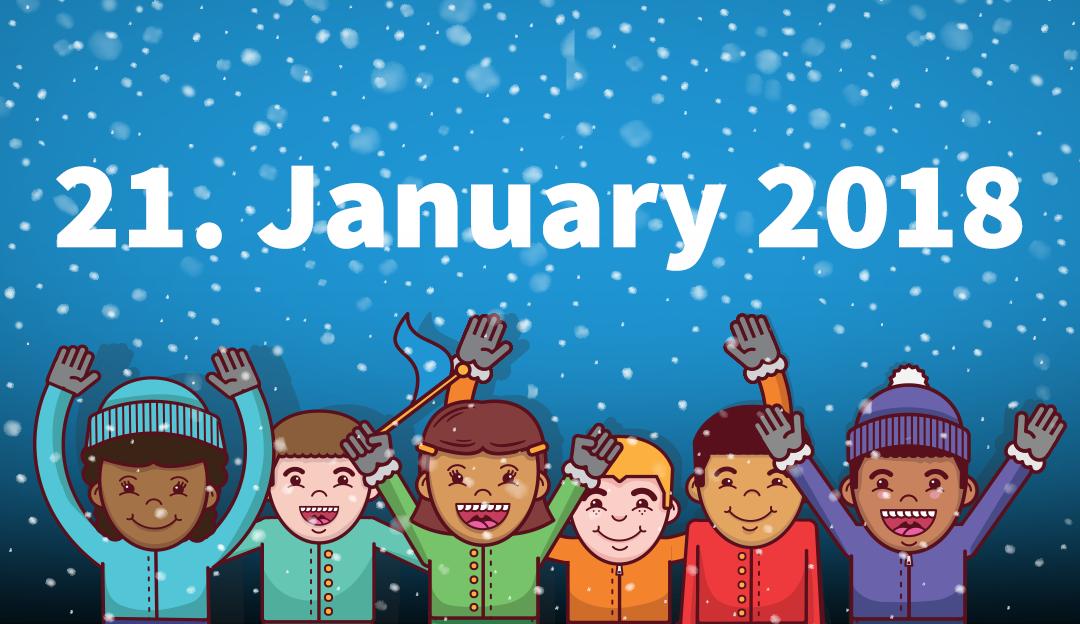 Παγκόσμια Ημέρα Χιονιού 2018 – Κοπή βασιλόπιτας ΣΧΟΒ
